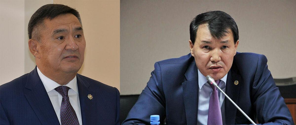 Ахметжанов вместо Шпекбаева