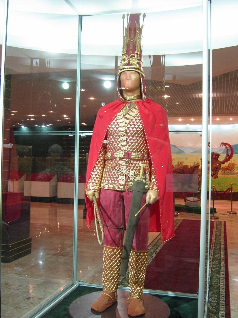 Золотой человек картинки казахстан