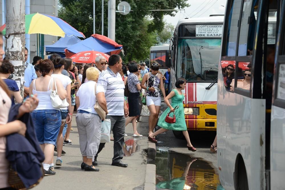 схема движения автобусов и