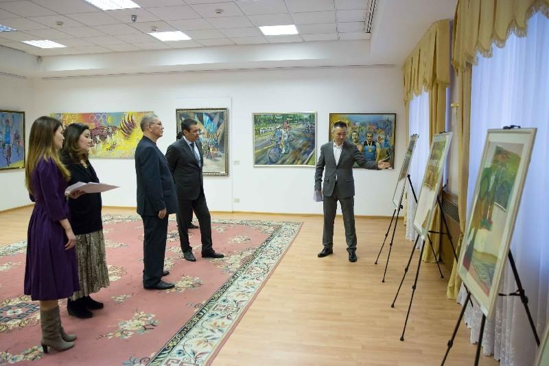 Все конкурсы для художников по казахстану