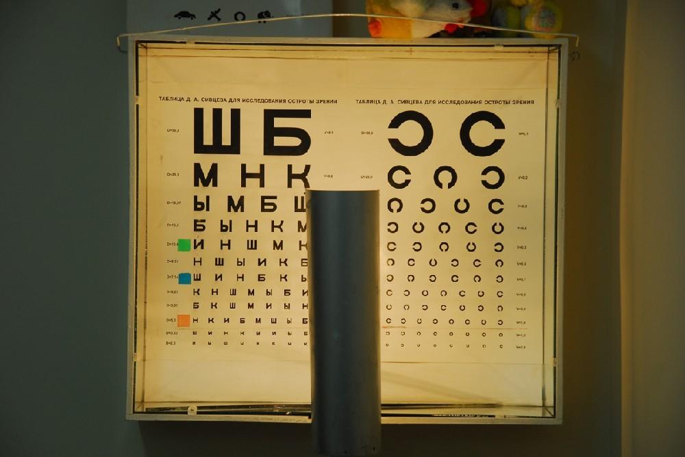 Восстановление зрения компьютером