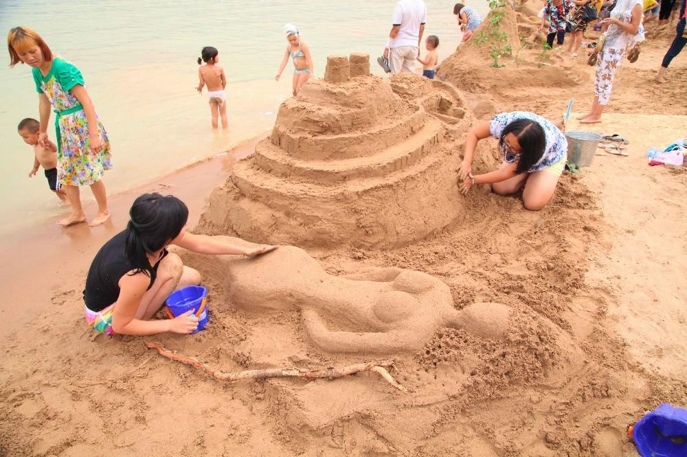 Картинки с играми из песка