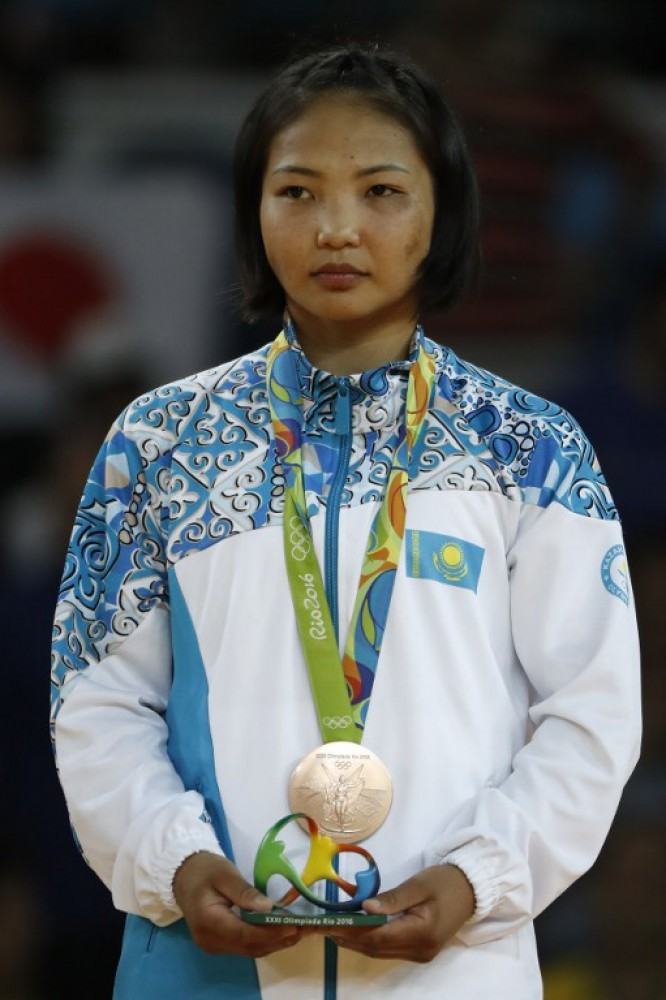 олимпийские чемпионы казахстана в рио фото рекордные