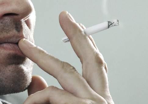 Кружится голова во время курения