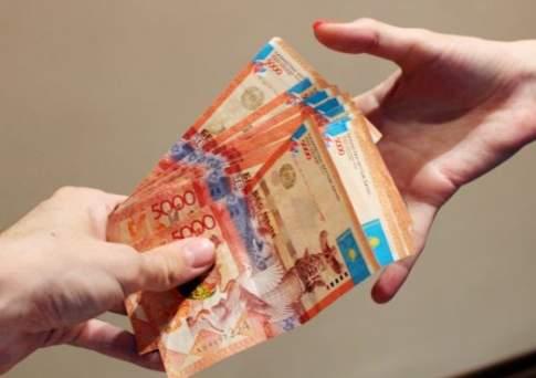 Экс-аким в юко осужден за взятку в 30 000 тенге