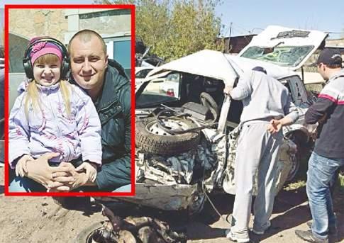 За рулем субару находилась меруерт шабакбаева, дочь генерала финансовой полиции